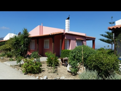 House - Mezonet 100 m2. for Sale with Panoramic Views of Aegean Sea on Kos Island