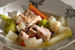 Boiled Beef with Vegetables