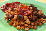 Chickpeas and Beef
