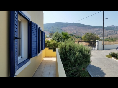 Villa for Sale on two levels, within the estate 4,200 sq.m. in the beautiful area of Agios Stylianos (Giapyli) on the City of Kos