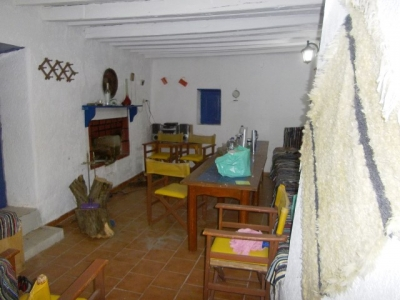 For Sale Old Stone House with Panoramic View in the place Iraklis of Island Kos