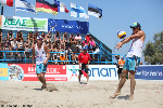 European Beach Volley under 23 Championships in Kos 2010